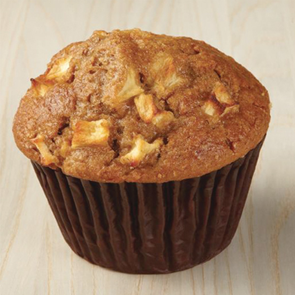 Apple Bran Yogurt Muffin