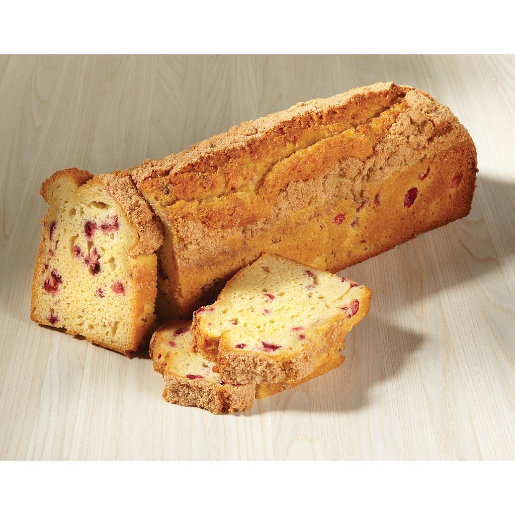 Cranberry Yogurt Loaf