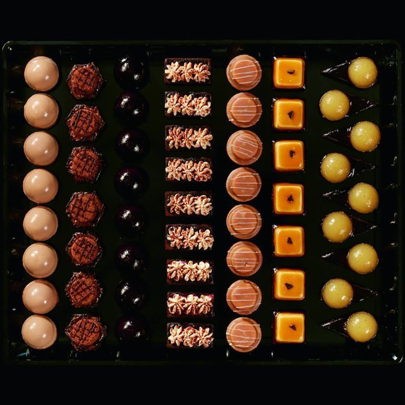 Chocolate Selection Petit Fours