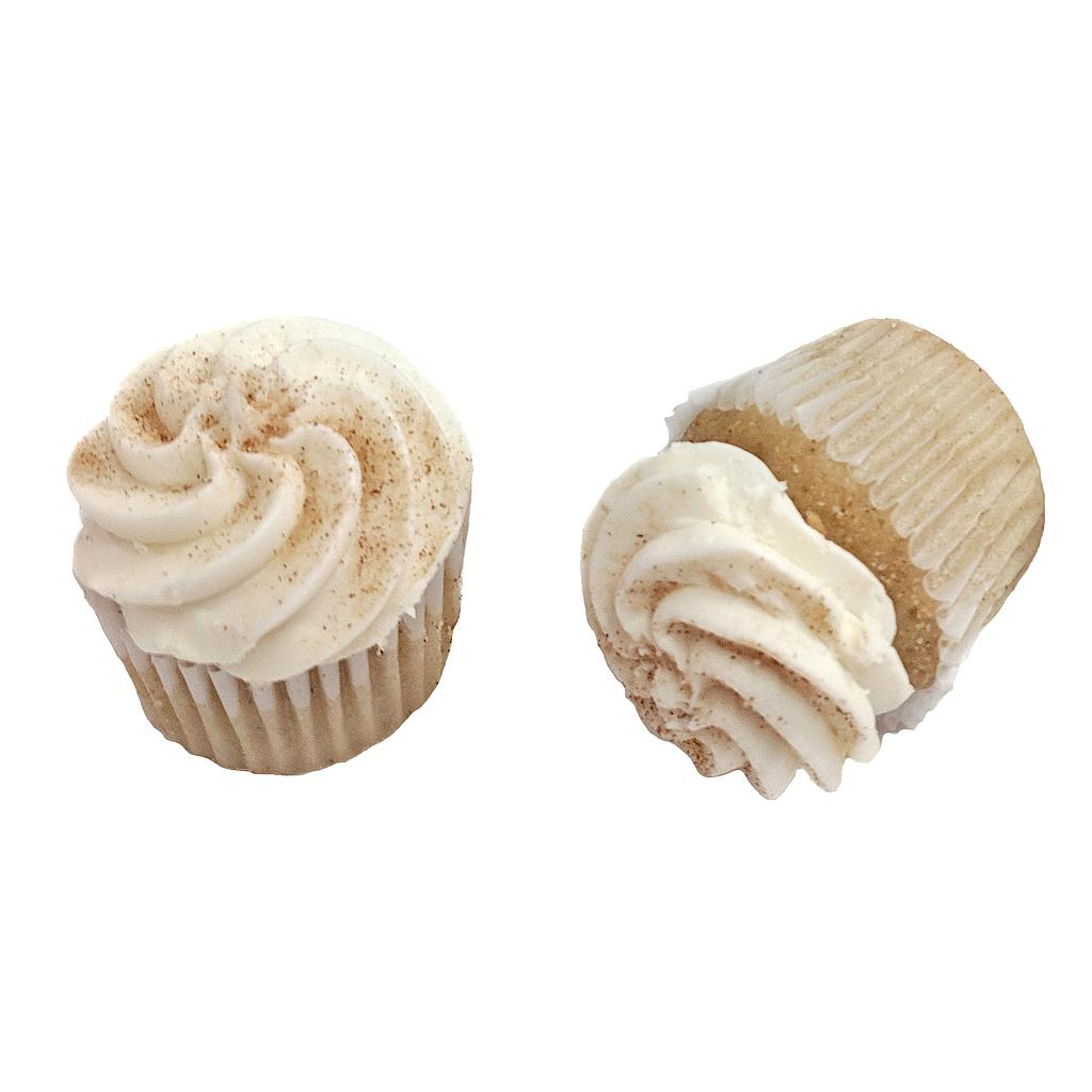 Cinnamon Mini Cupcakes