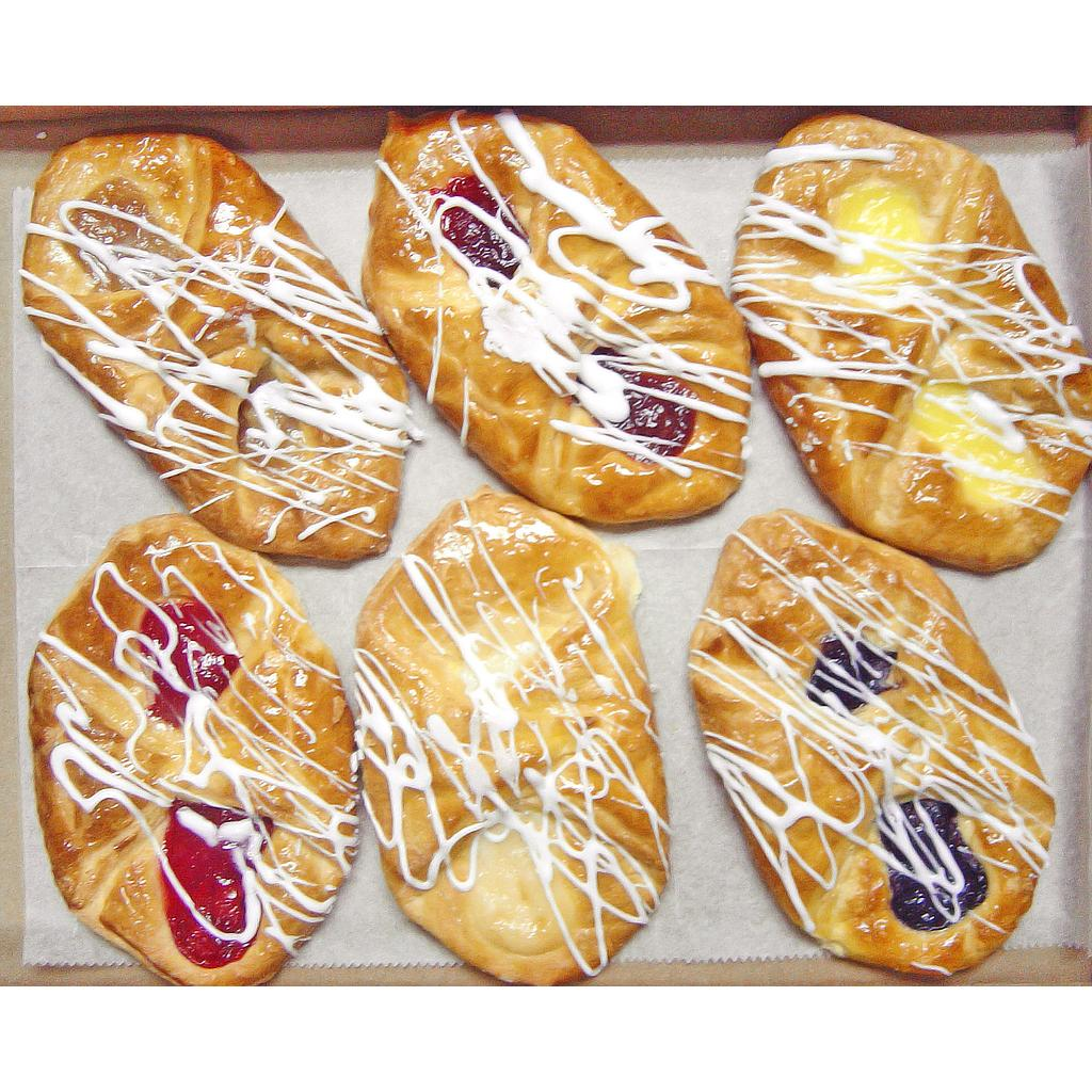 Large Assorted Danish