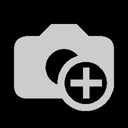 White Iced Donut w/Rainbow Sprinkles