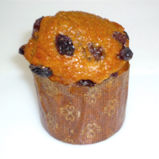 3oz. Raisin Bran Yogurt Muffin
