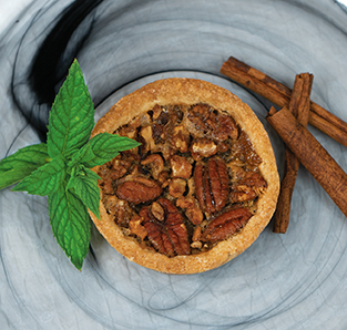 Pecan & Walnut Tartlet