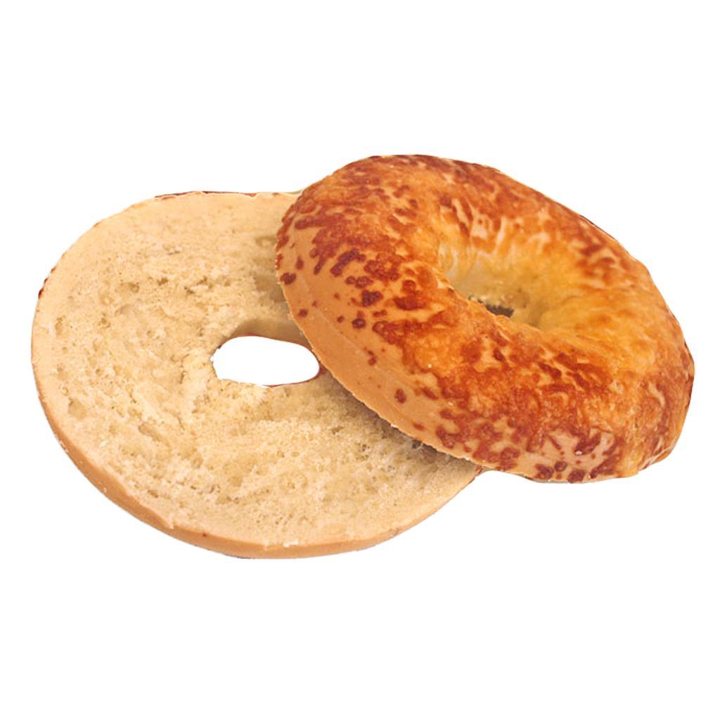 Asiago Cheese Bagel