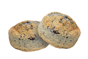 Mini Wild Blueberry Scone - Bake Off