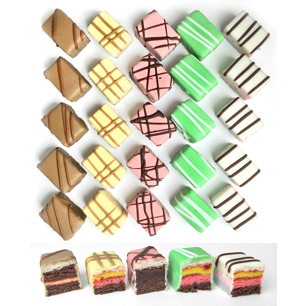 Deluxe Petit Fours