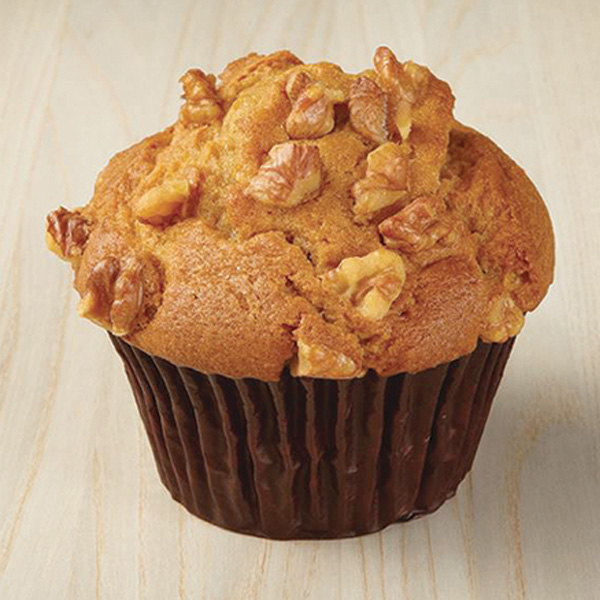 Banana Nut Yogurt Muffin