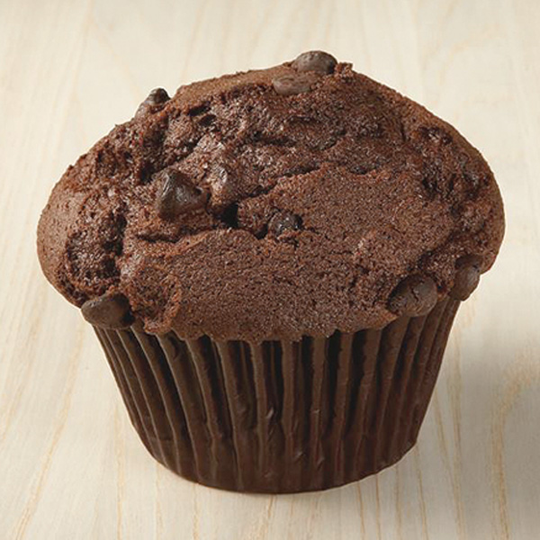 Chocolate Choc. Chip Yogurt Muffin