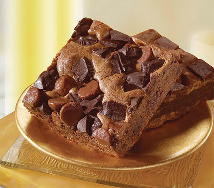 Fabulous Chocolate Chunk Brownie