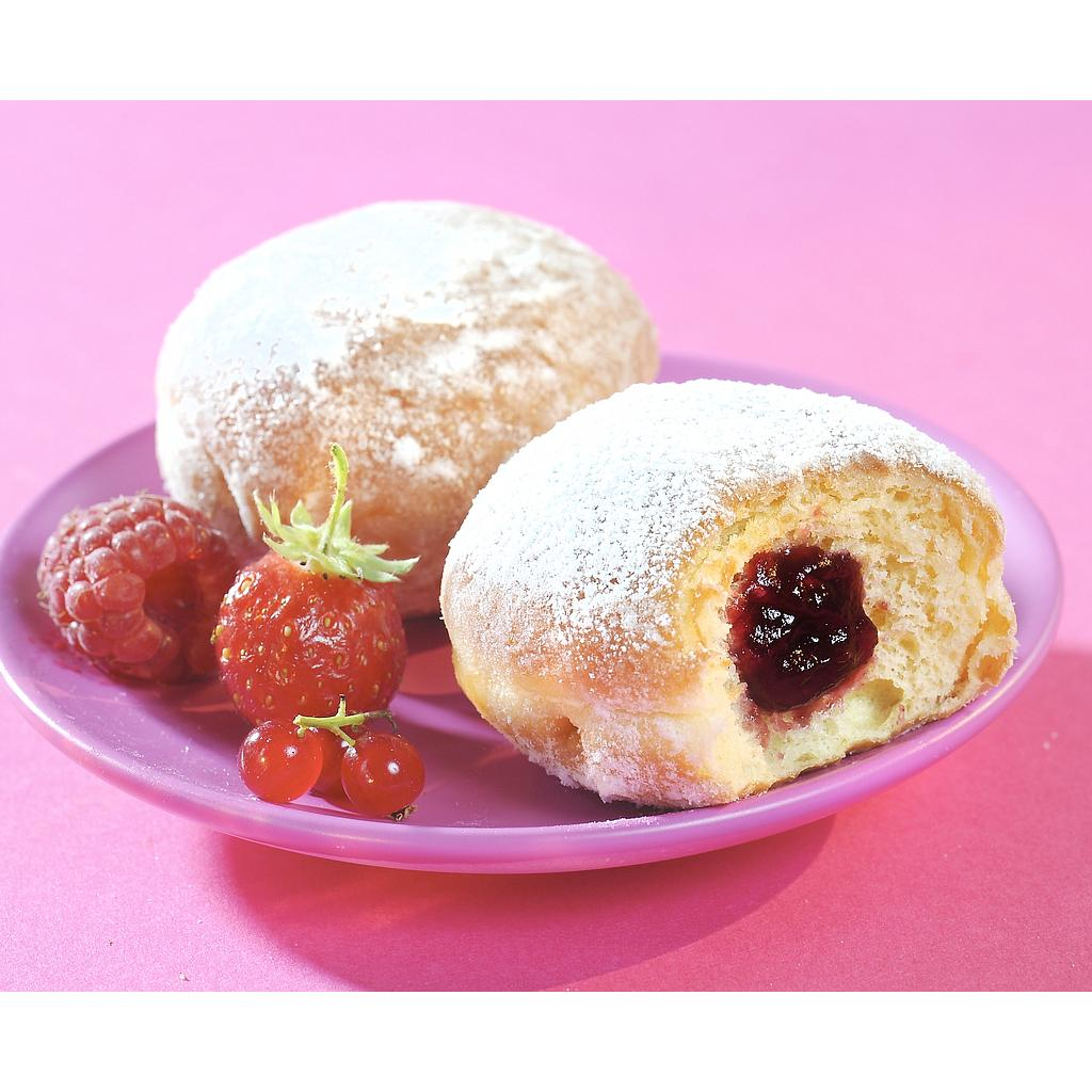 Mini Beignet Red Fruits
