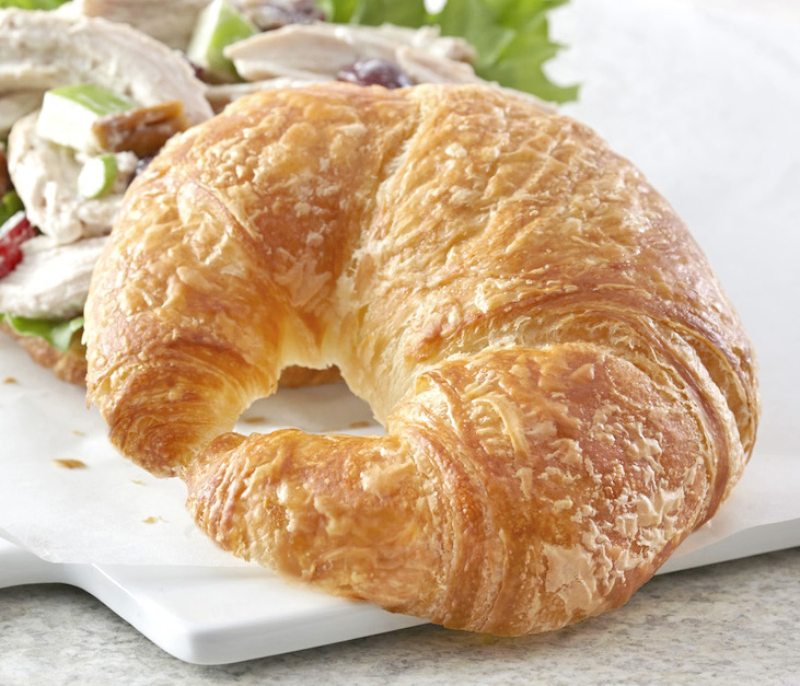 Large Curved Croissant
