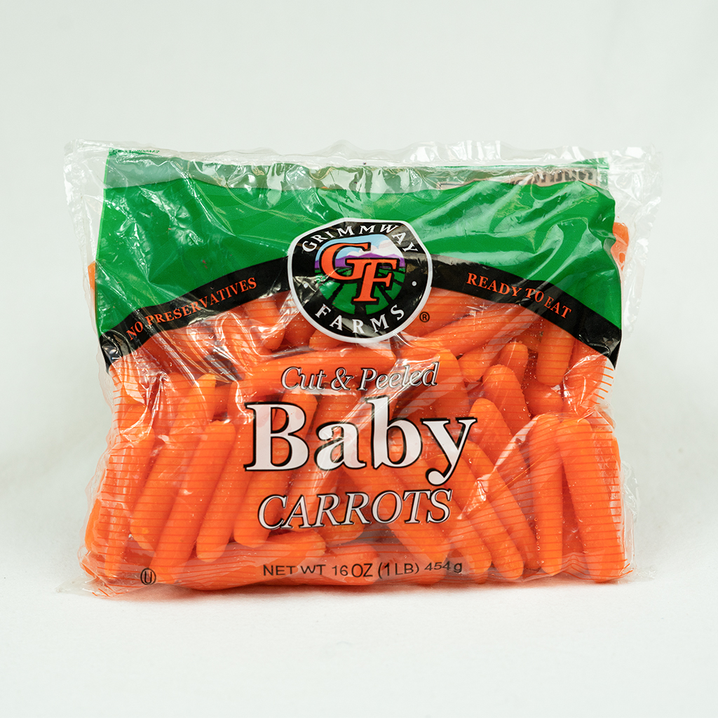 Baby Carrots - 1# Bag