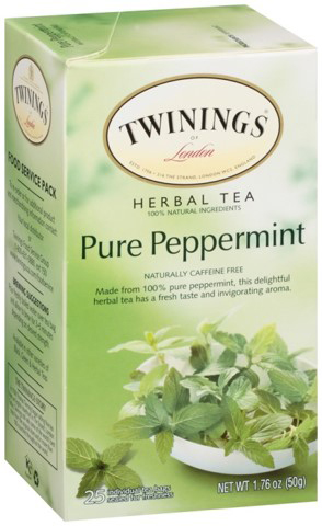 Pure Peppermint 25ct