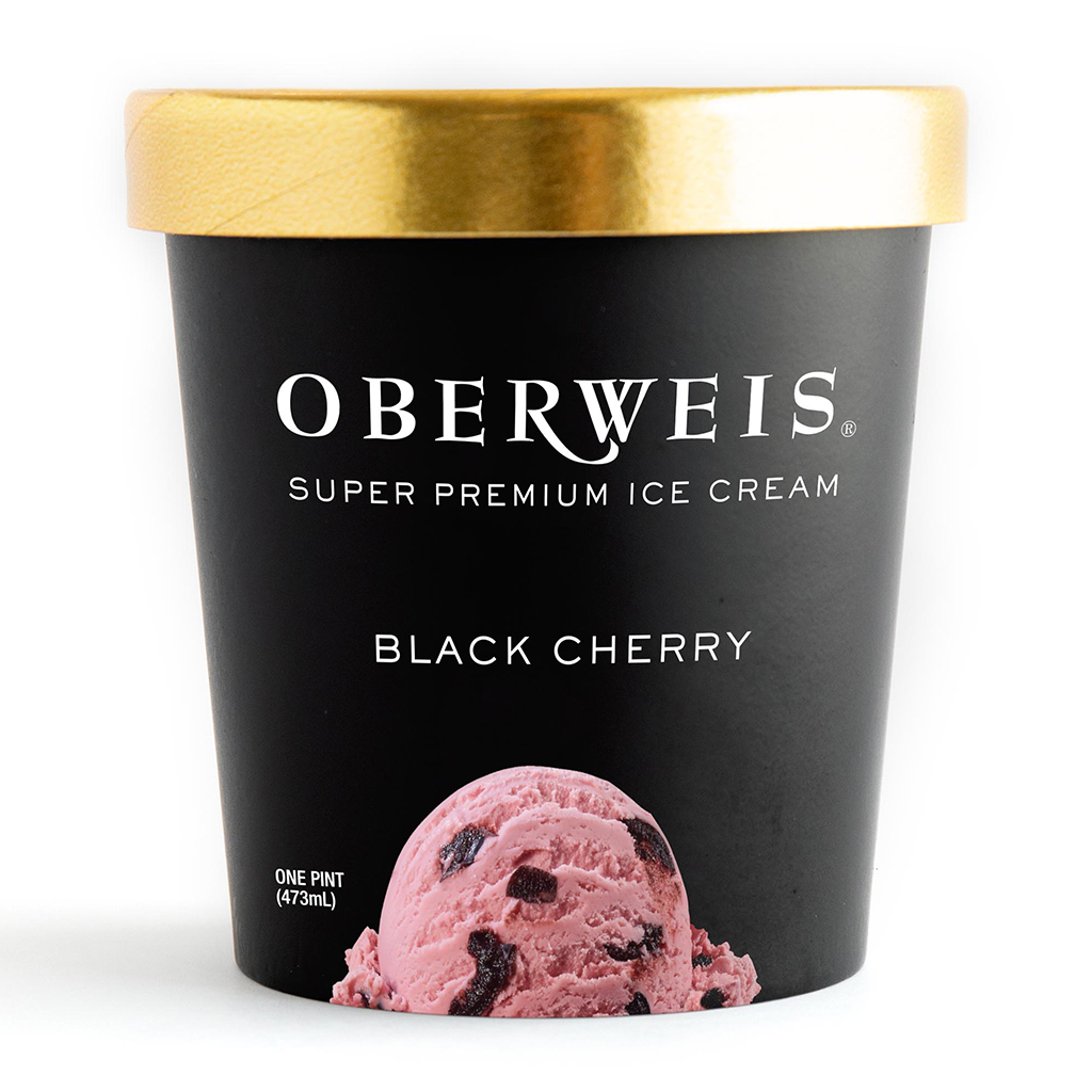Black Cherry Ice Cream Pints
