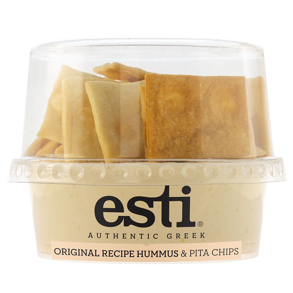 Original Hummus with Pita Chips